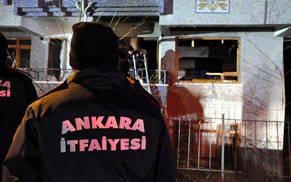Ankara'da patlama: Yaralılar var!