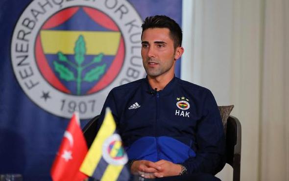 Hasan Ali Kaldırım: Özlenen Fenerbahçe'yi ikinci devre izleteceğiz