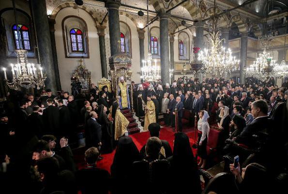 İstanbul'da Rusya'yı kızdıracak tören Ukrayna Kilisesi, Moskova'dan ayrıldı