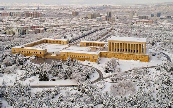 Ankara'da okullar tatil mi? Kar yağışı sürüyor