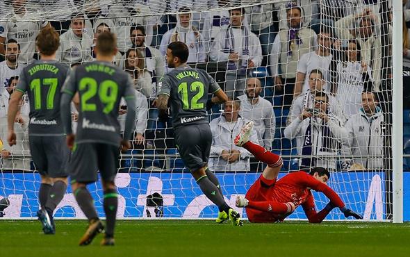 Real Madrid'e evinde büyük şok