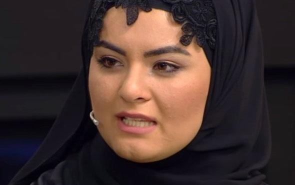 Gelin adayı Hanife'den takipçilerine hakaret içeren göbek ve bone açıklaması