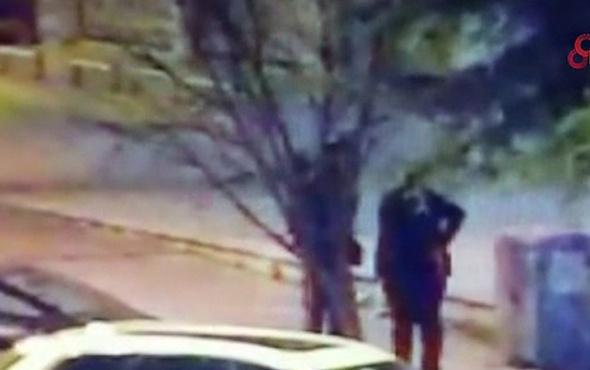 Karşılıksız aşk cinayetinin görüntüleri ortaya çıktı