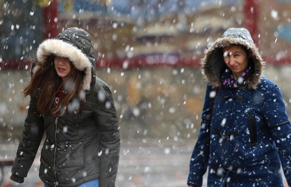 Samsun'da okullar tatil mi valilik 8 Ocak kar tatili açıklaması geldi