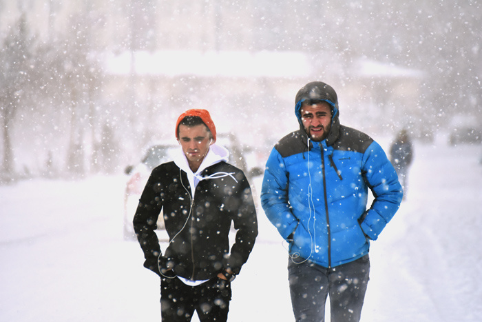 Yarım metre kar alarmı Diyarbakır bile listede meteoroloji uyarısı