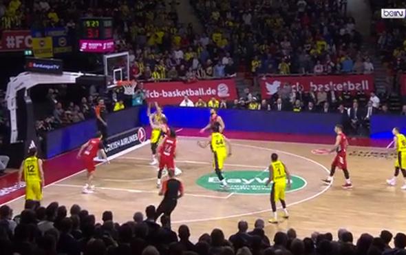 Fenerbahçe Beko ikinci uzatmada yıkıldı