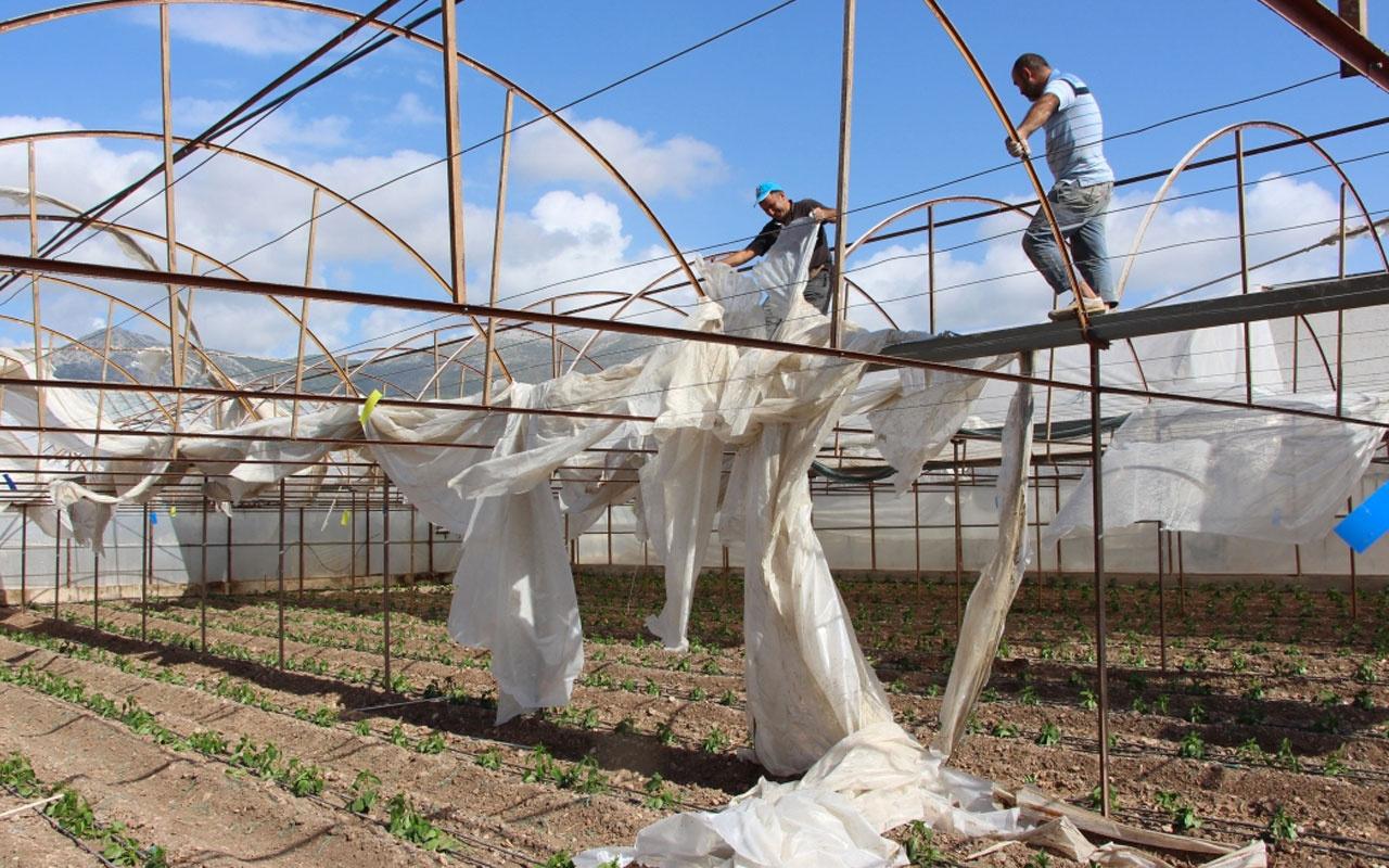 Hortum felaketinden sonra Tarım Bakanlığı'ndan flaş açıklama