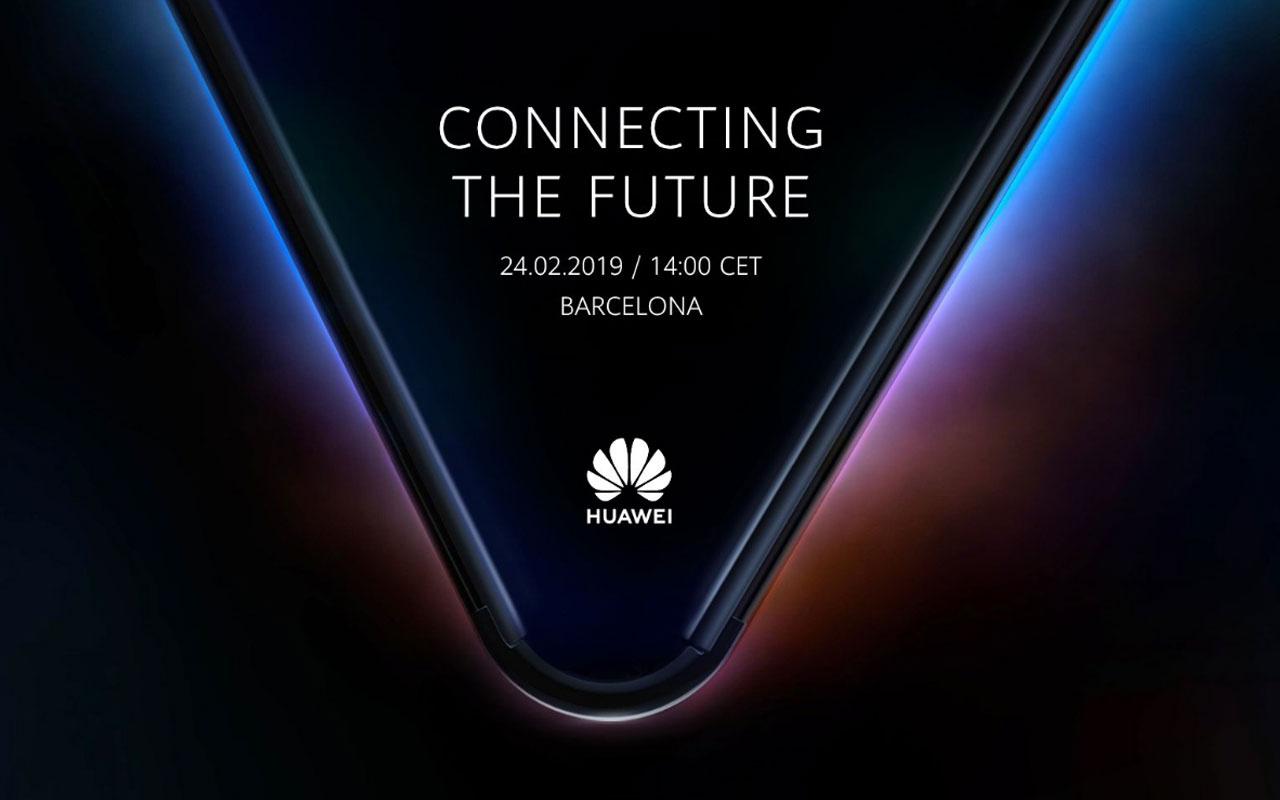 Huawei'nin katlanabilir telefonundan müjdeli haber geldi
