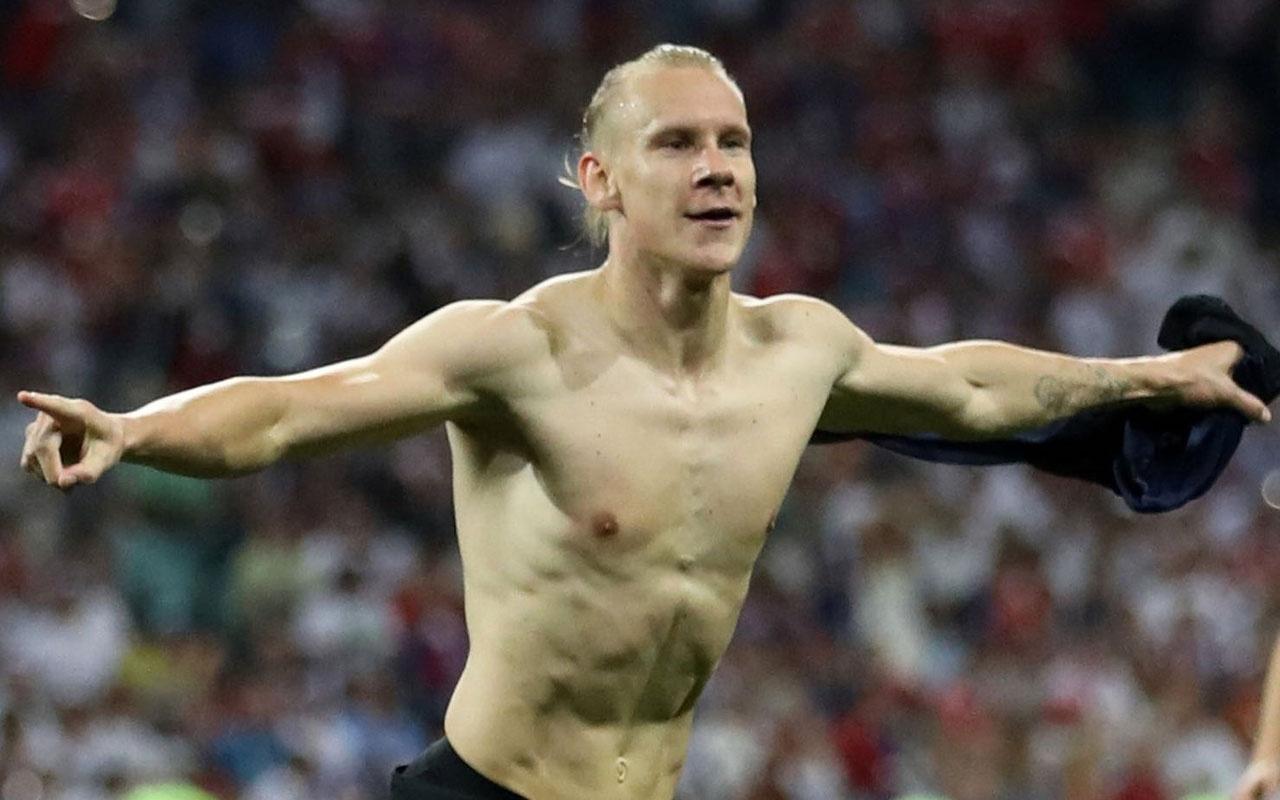 Inter taraftarları, Domagoj Vida'yı istiyor