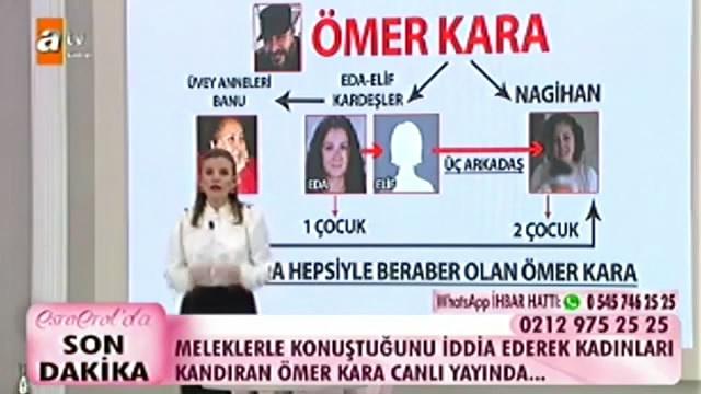 Esra Erol'da çarpık ilişki skandalı: İkiz kız kardeşler ve üvey anneleriyle birlikte...
