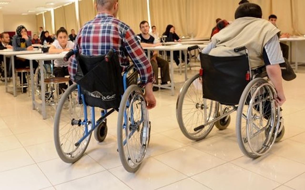 Engelli öğretmen atama sayısı artırıldı