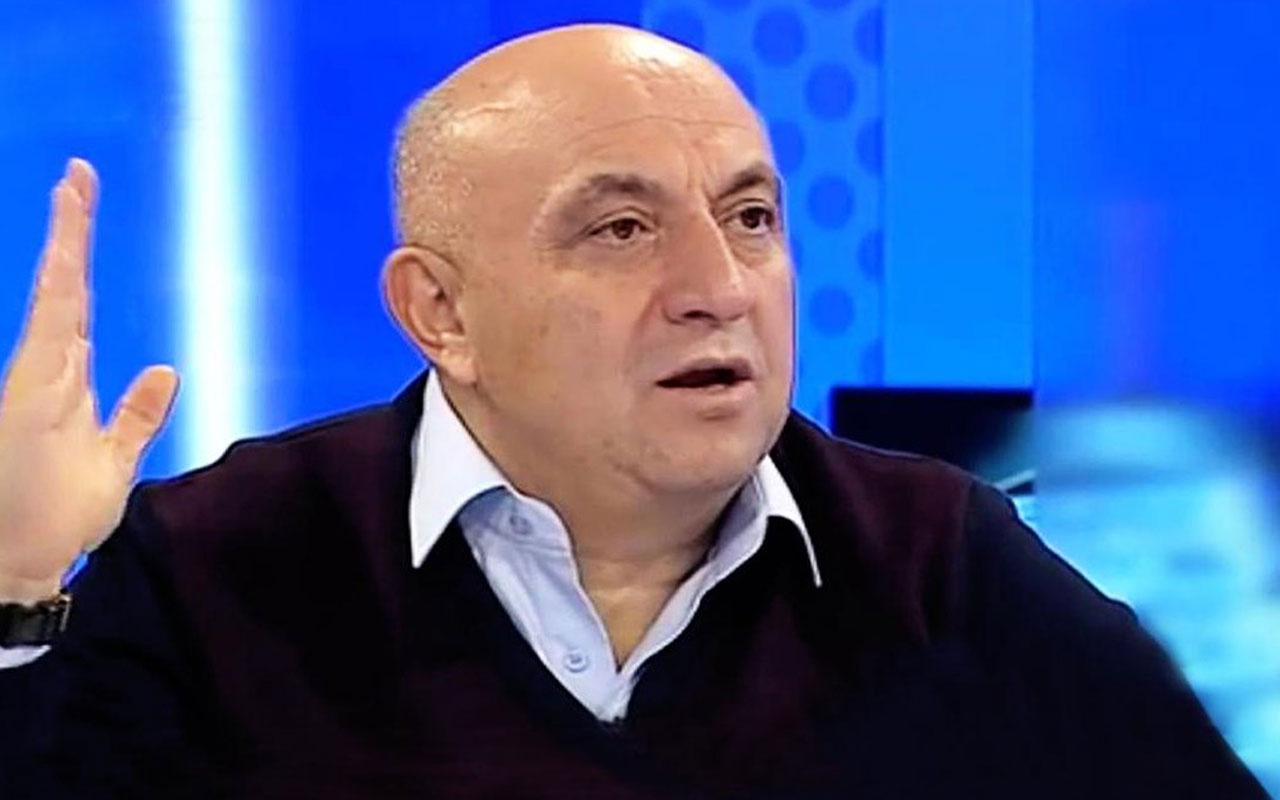 Sinan Engin'den Alper Ulusoy yorumu: Kötü bir hakem