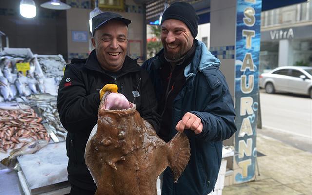 Sinoplu balıkçılar yakaladı: Görenler şaşkına döndü! - Sayfa 4