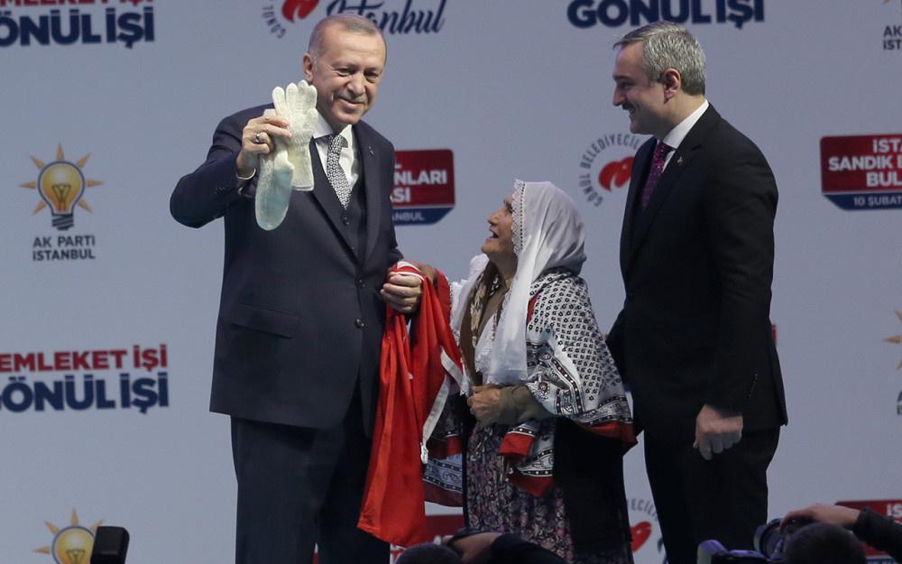 Meliha ninenin Erdoğan sevgisi - Sayfa 1
