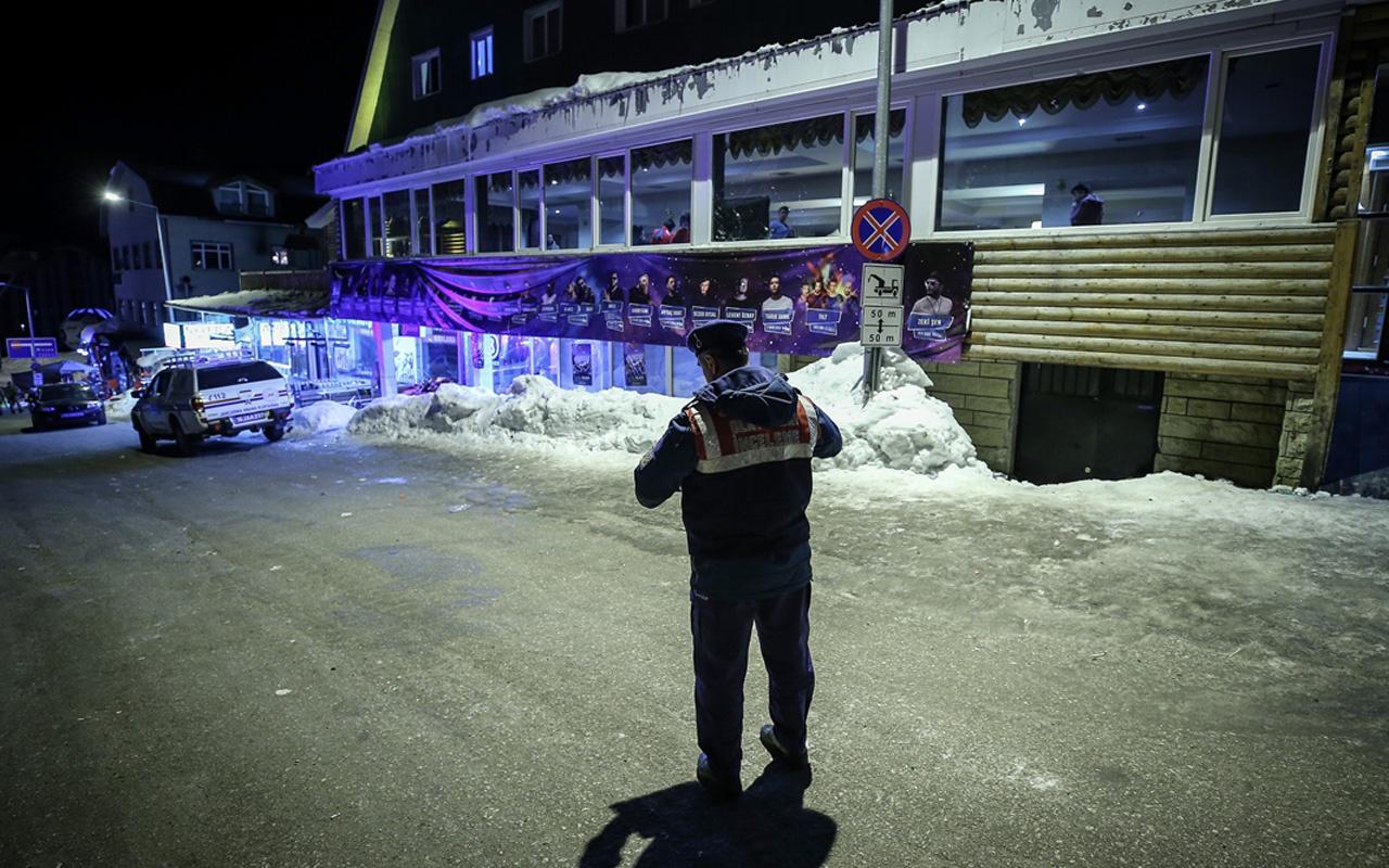 Uludağ'da silahlı kavgada ölü ve yaralılar var