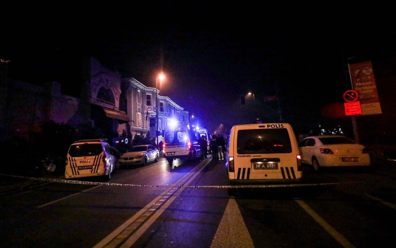 İstanbul'da gece kulübünde silahlı kavga: 1 yaralı