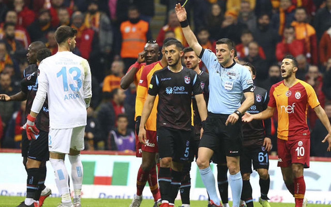 Galatasaray Trabzonspor maçı sonrası bomba FETÖ iddiası