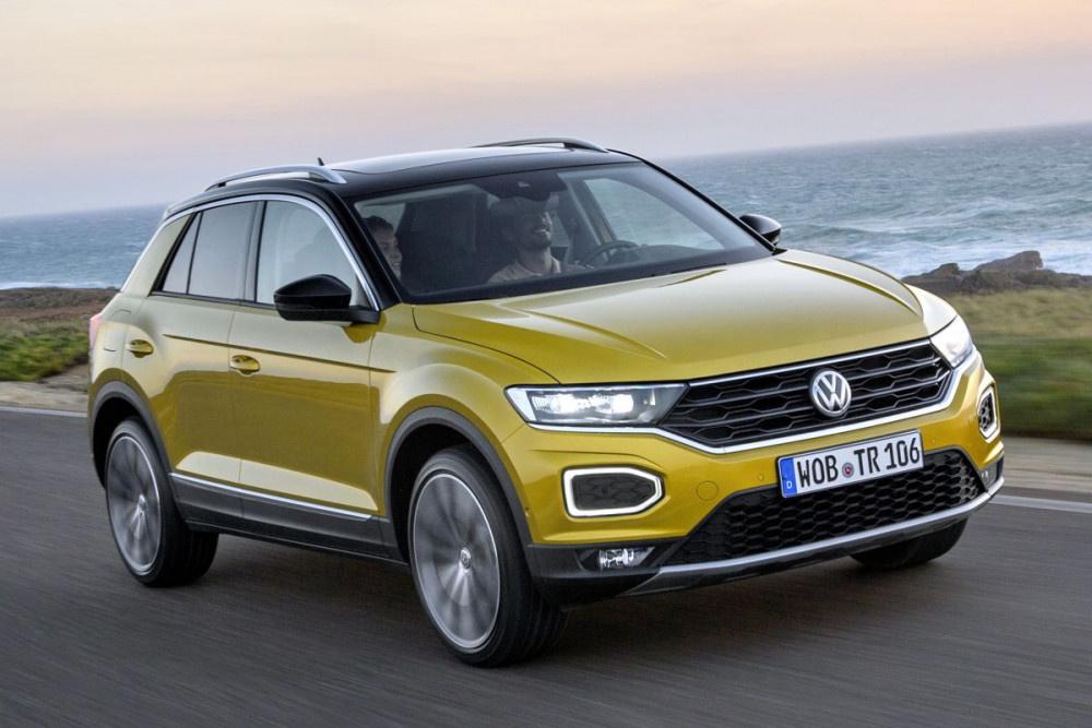 Volkswagen'in yen modeli T-Roc artık Türkiye'de fiyatı ne kadar? - Sayfa 1
