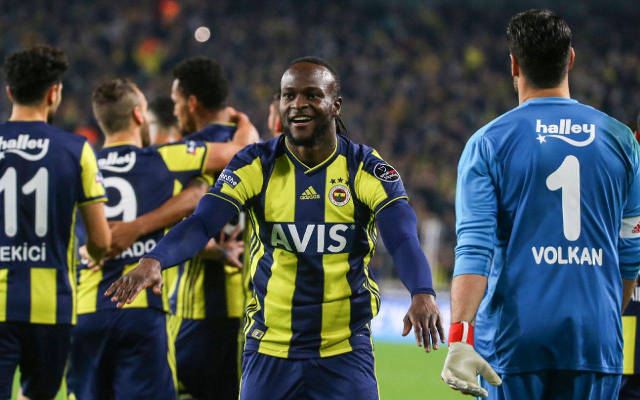 Moses gol sevincinin anlamını açıkladı