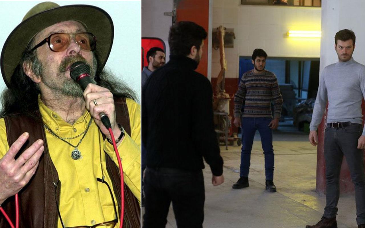 Cem Karaca'nın oğlu 'Siz harbiden gerizekalısınız' deyip Çarpışma dizisine isyan etti!