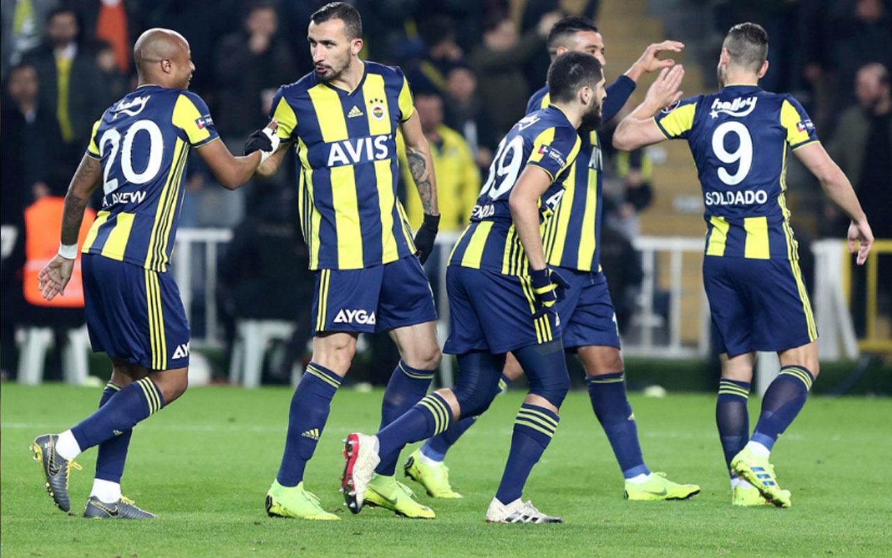 İşte Fenerbahçe'nin Avrupa Ligi kadrosuna eklediği isimler