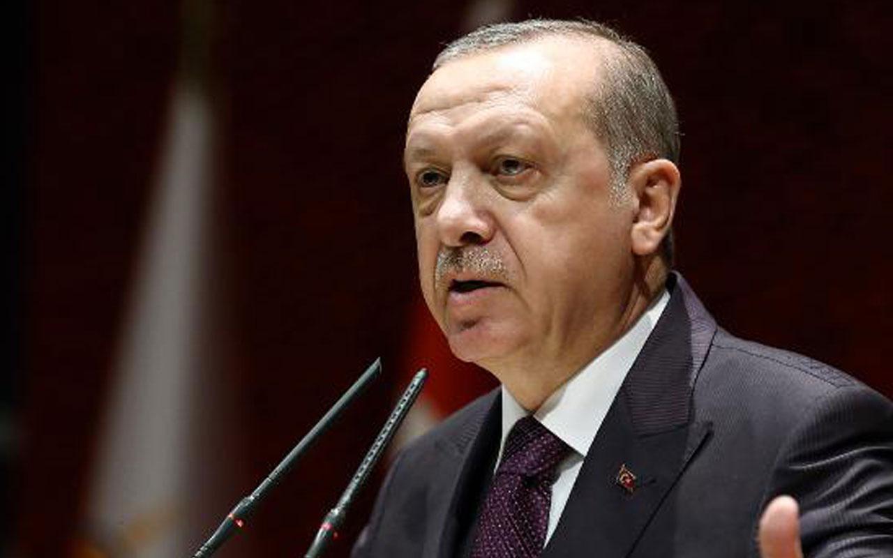 Cumhurbaşkanı Erdoğan: Türkiye, Filistin'e sırtını dönmeyecek
