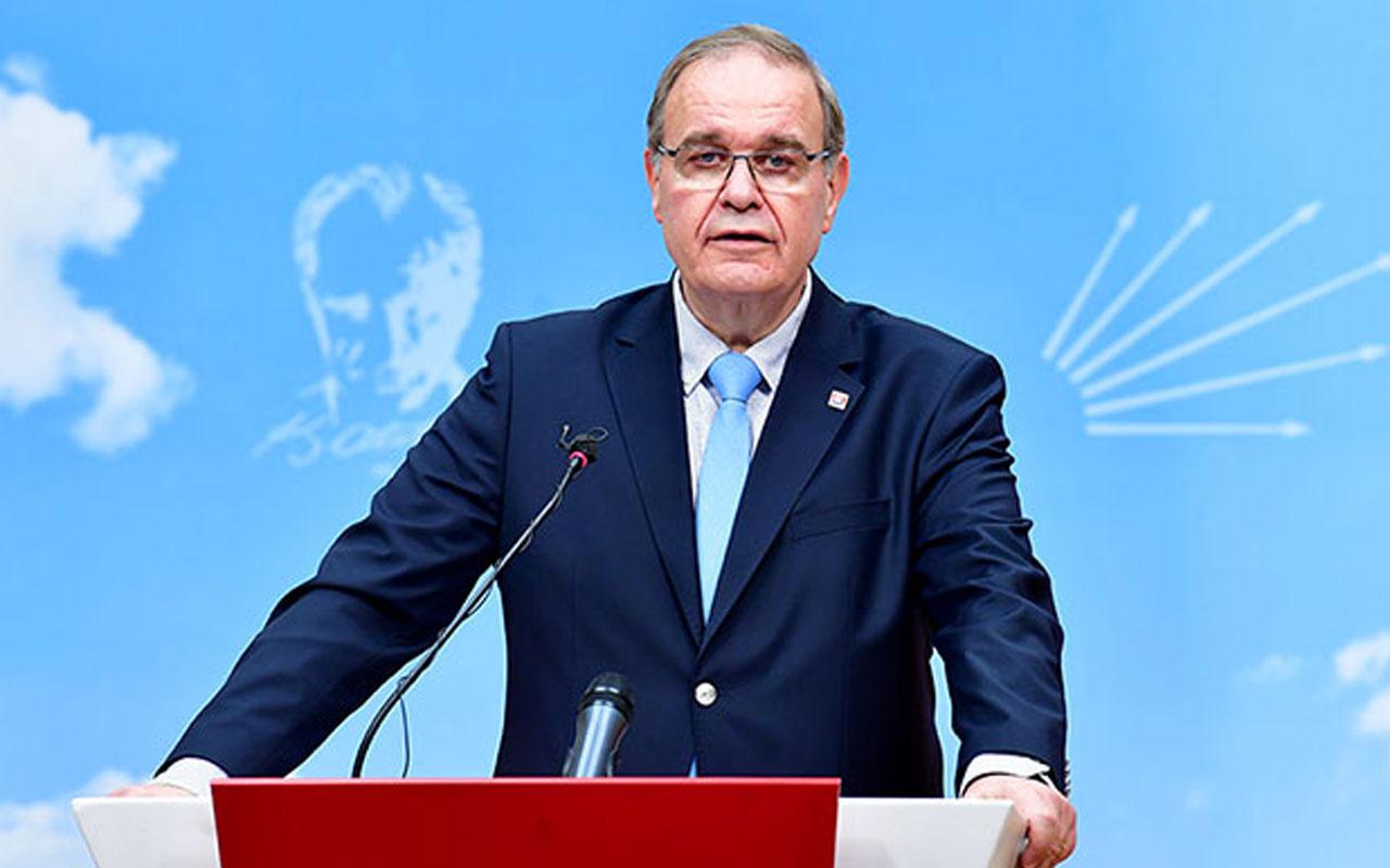 CHP Parti Meclisi'nden 'Eren Erdem' bildirisi