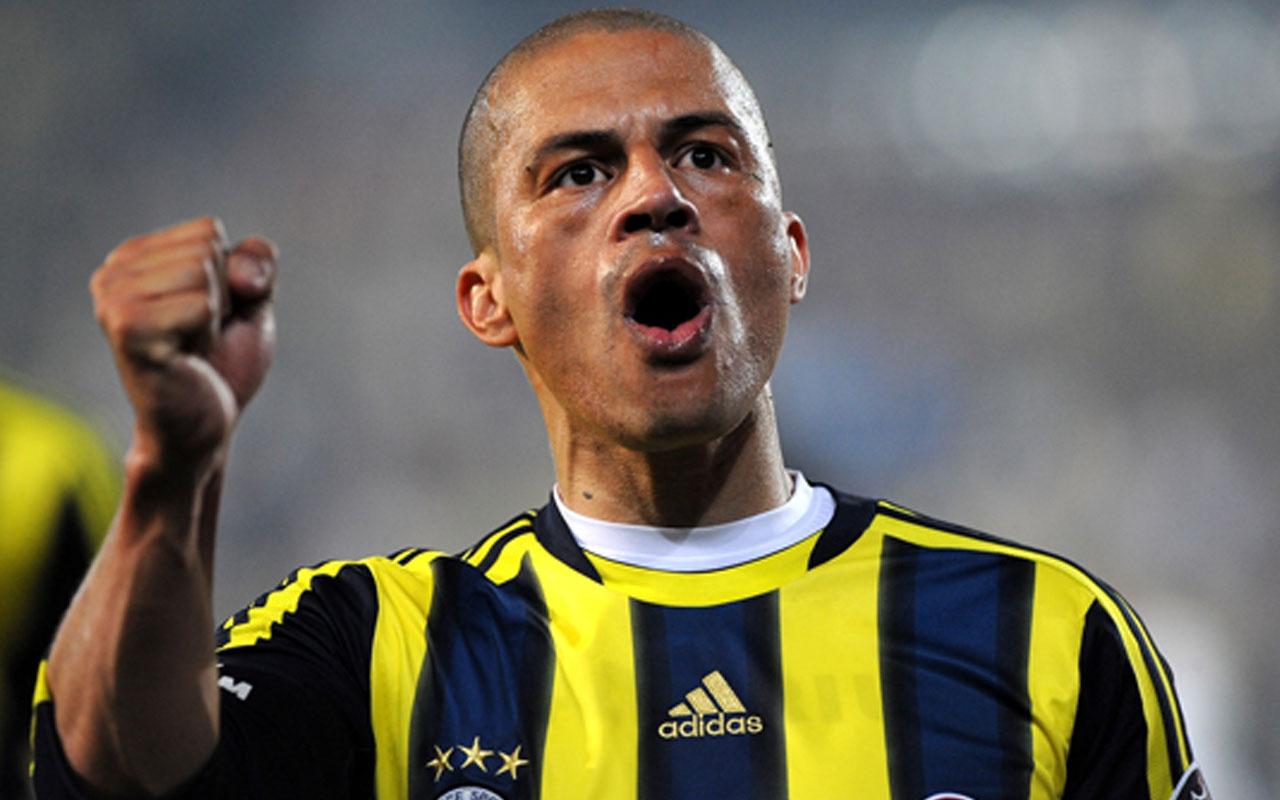 Alex de Souza'dan olay Fenerbahçe açıklamaları