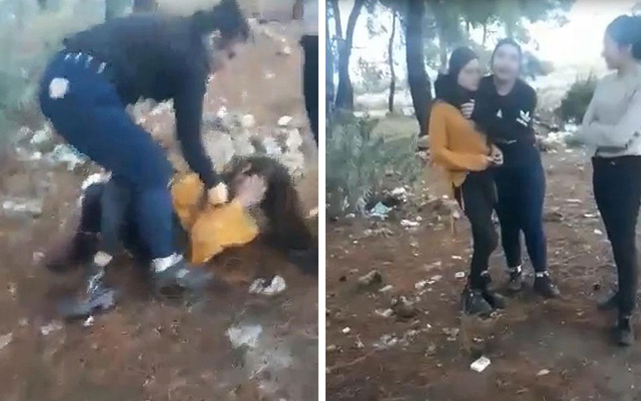Genç kıza dehşeti yaşatmışlardı! Ormandaki işkencede flaş gelişme