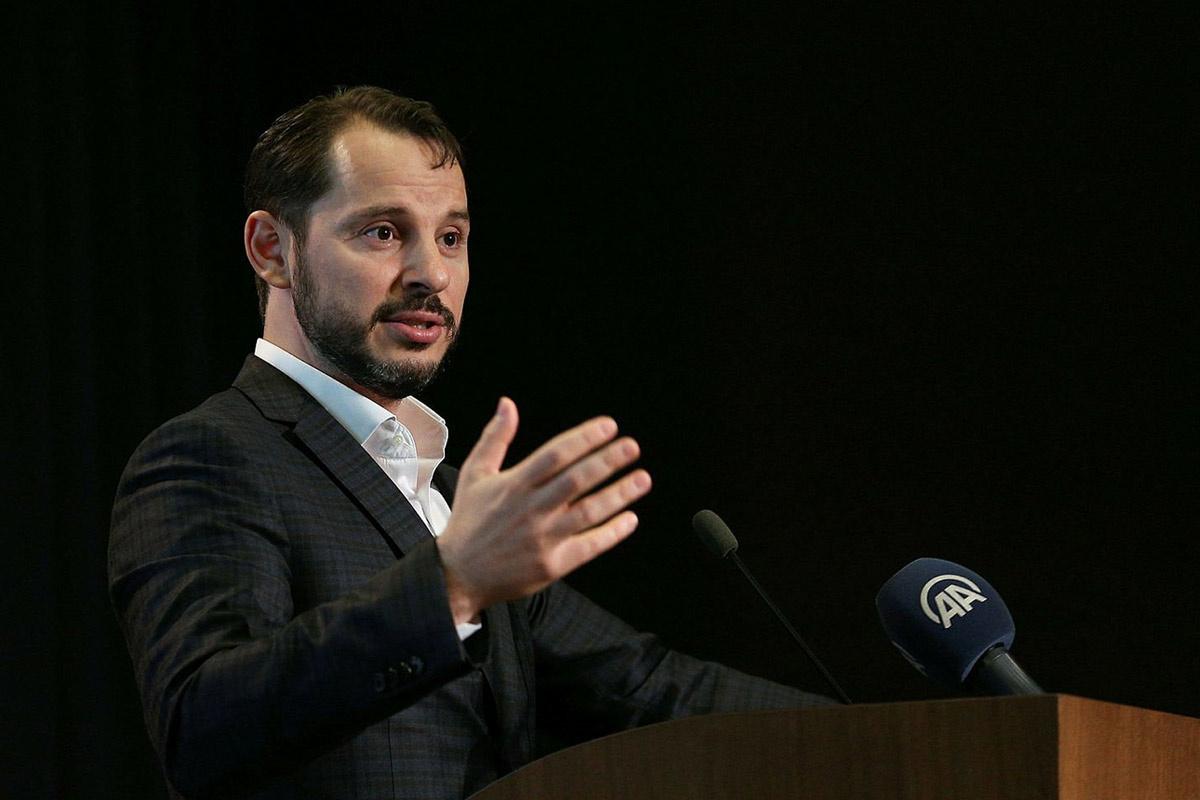 Ziraat Bankası değerini arttırdı Bakan Albayrak açıklama yaptı
