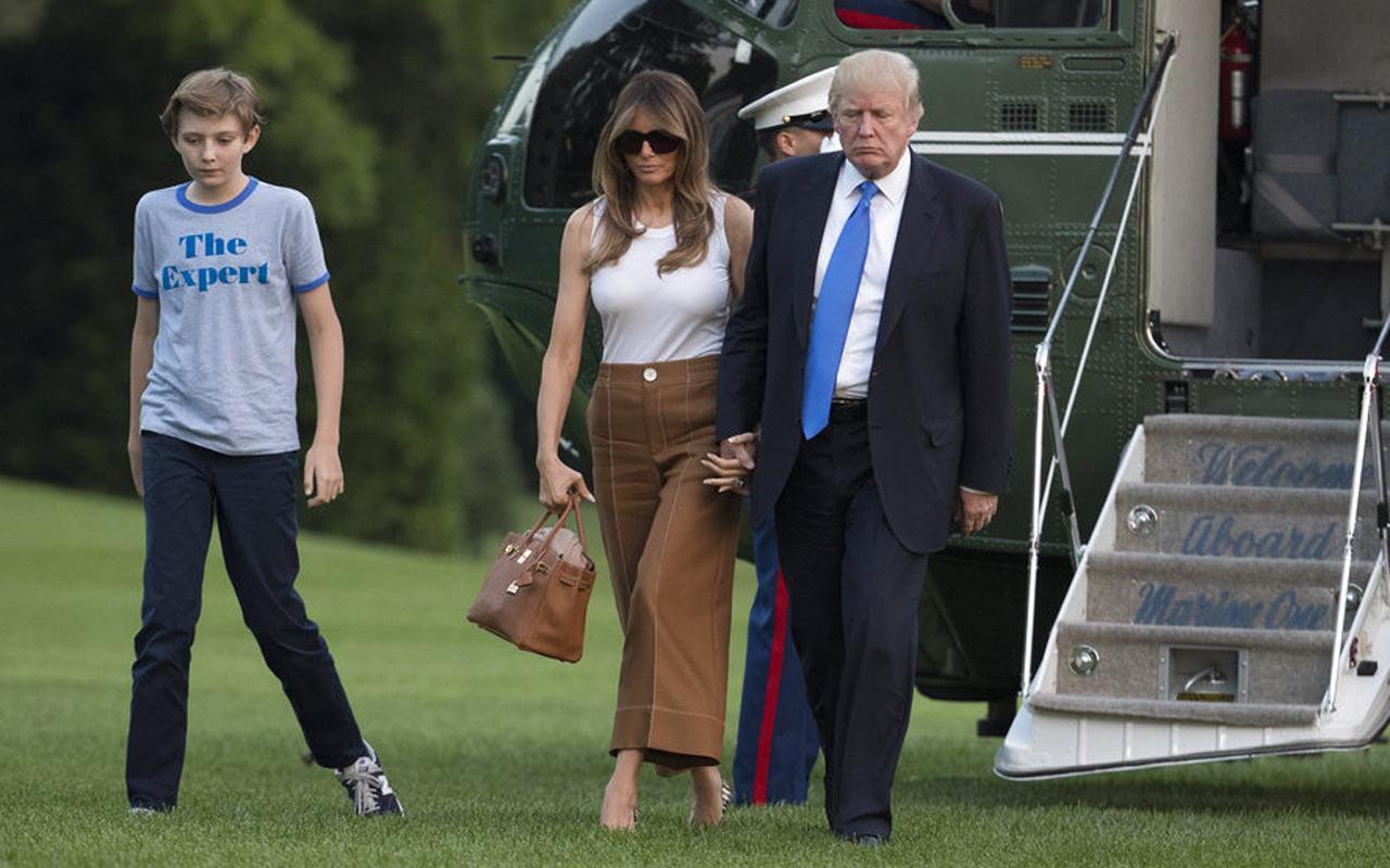 Trump'ın Beyaz Saray sırları medyaya sızdı