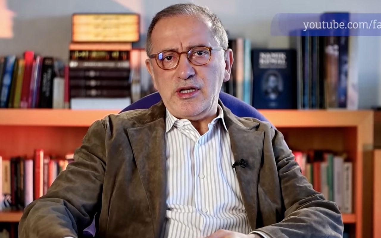 Fatih Altaylı'dan Tolgay Arslan yorumu: Din mi değiştirdi bu çocuk