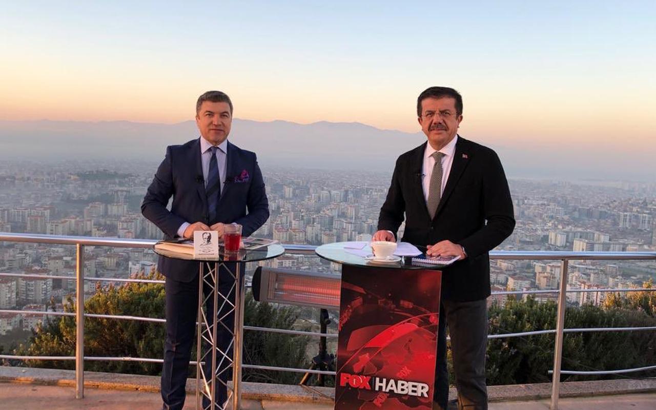 Nihat Zeybekçi: 31 Mart'da en çok konuşulacak şehir İzmir olacak