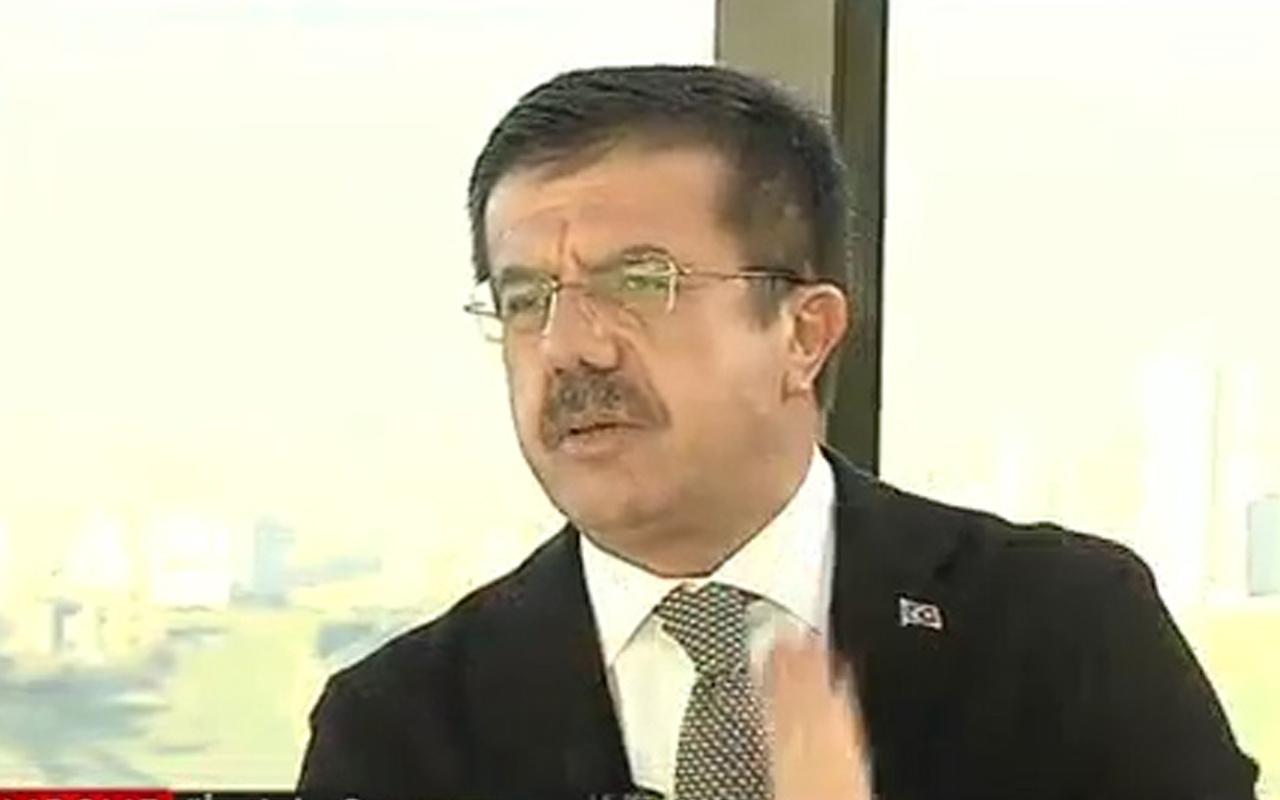 Nihat Zeybekçi Tunç Soyer açıklaması