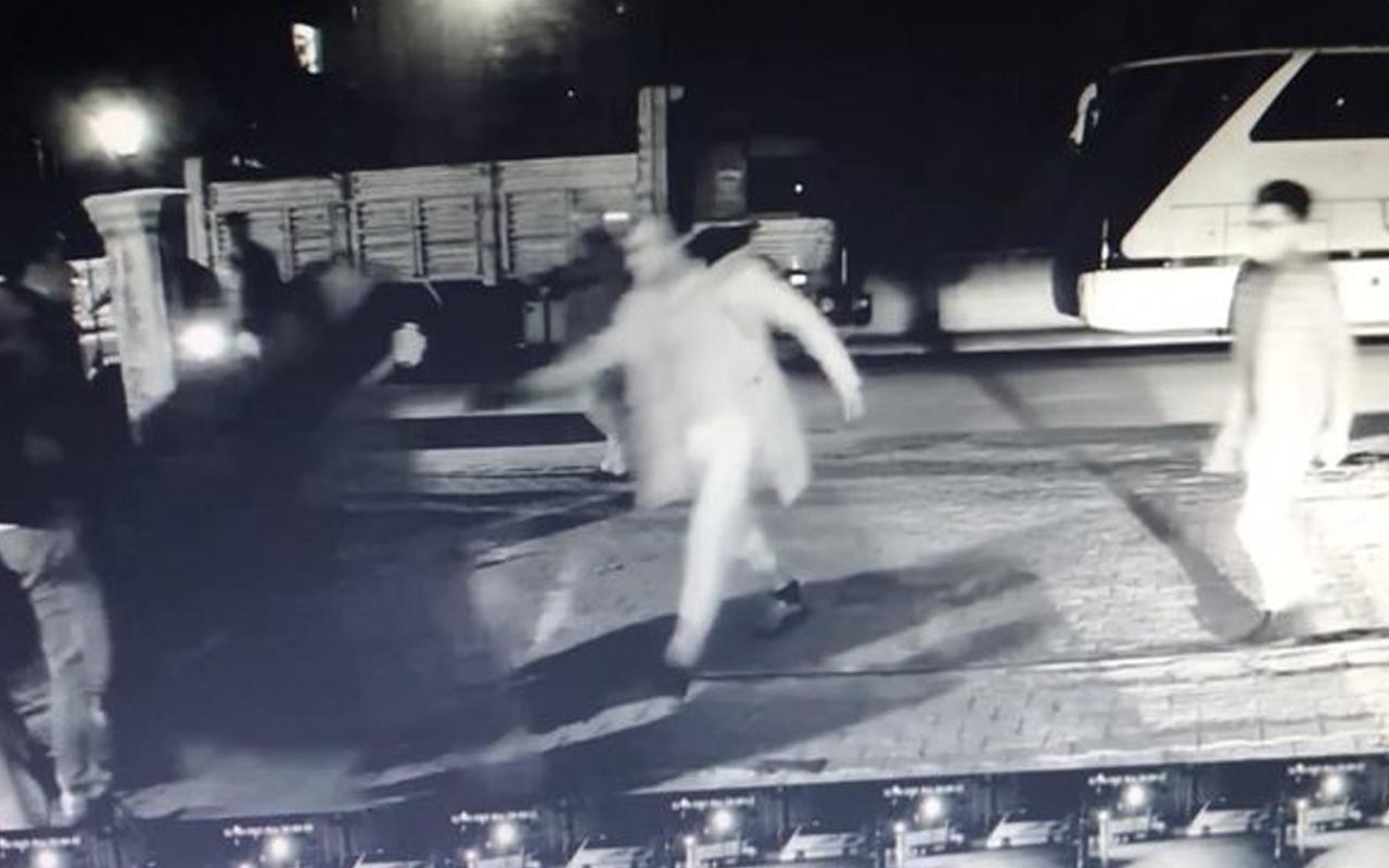 Konya'da yol vermeme kavgası 2 yaralı