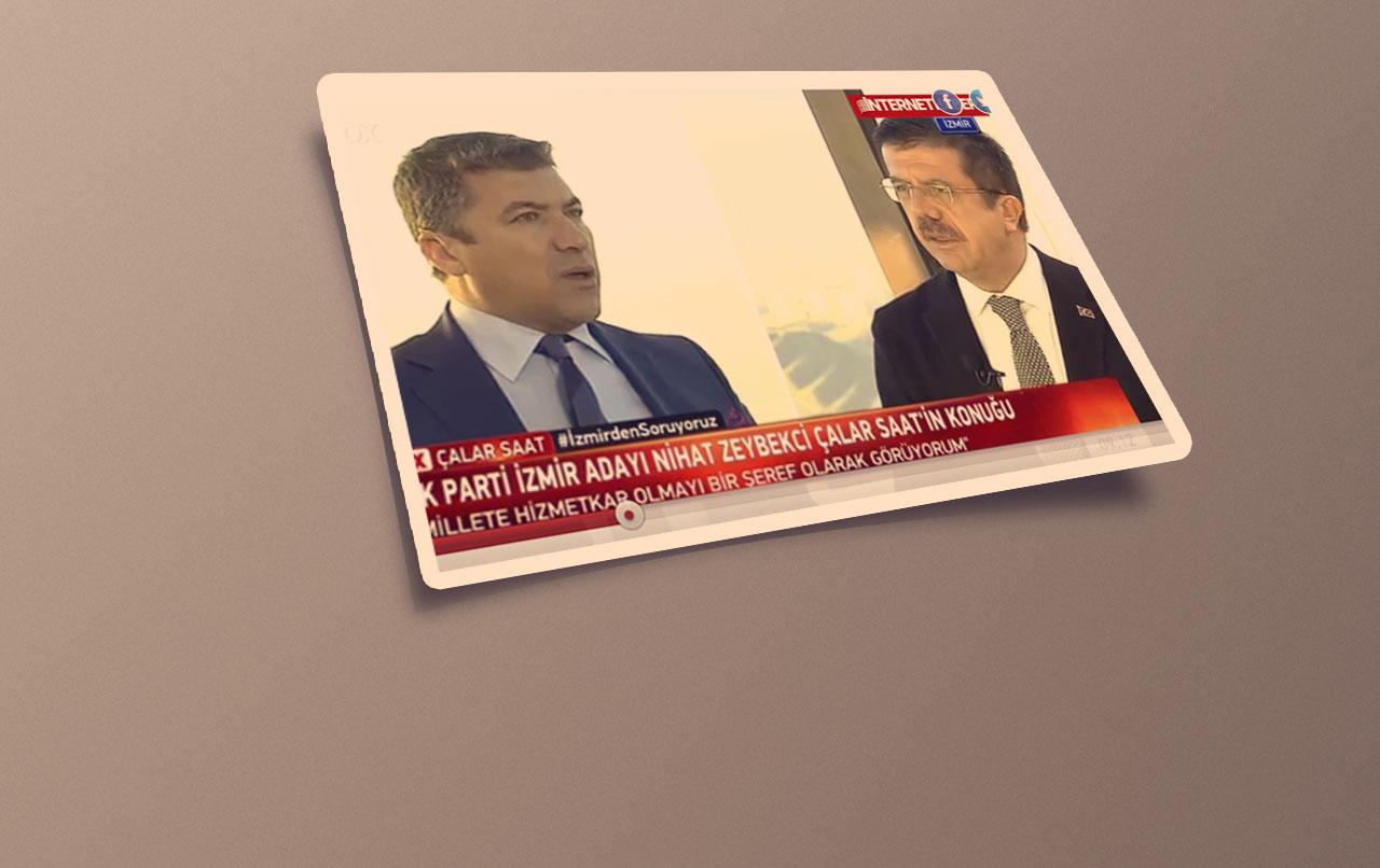 Zeybekçi'nin olay Tunç Soyer iddiası İsmail Küçükkaya araya girdi