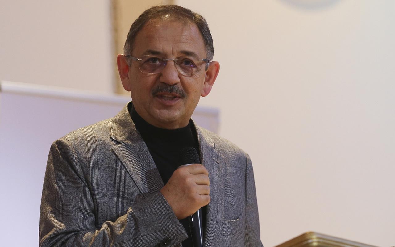 Özhaseki: Muhalefeti tebrik ediyorum!