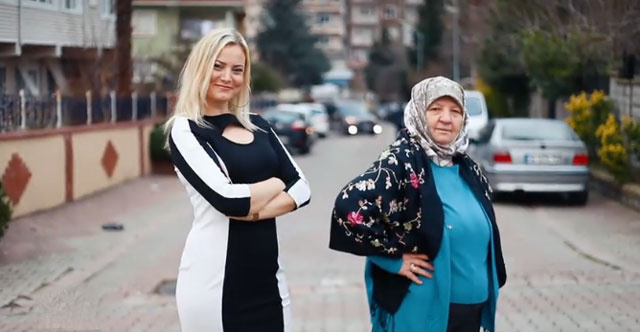 Zuhal Topal'la Sofrada Mürüvvet'e bakın hanım ağa kaynana Esengül olay