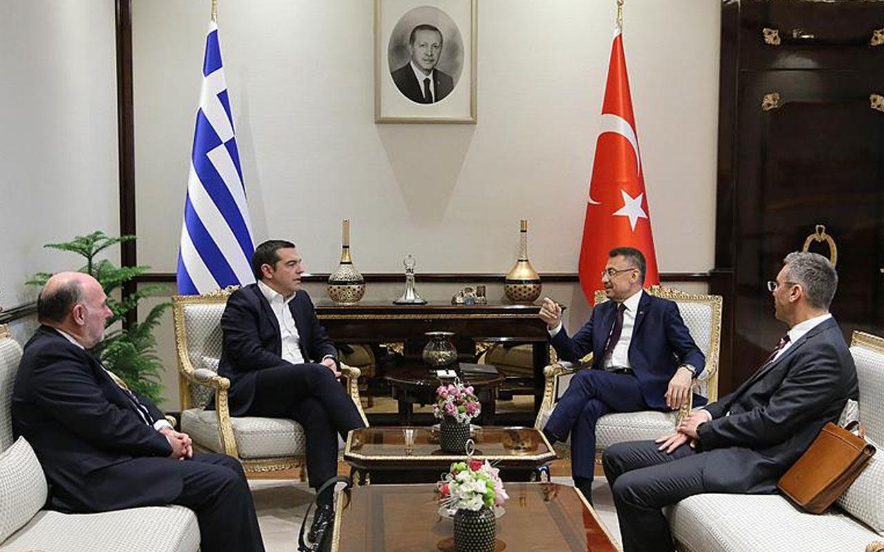 Erdoğan ve Çipras'tan çok önemli açıklamalar