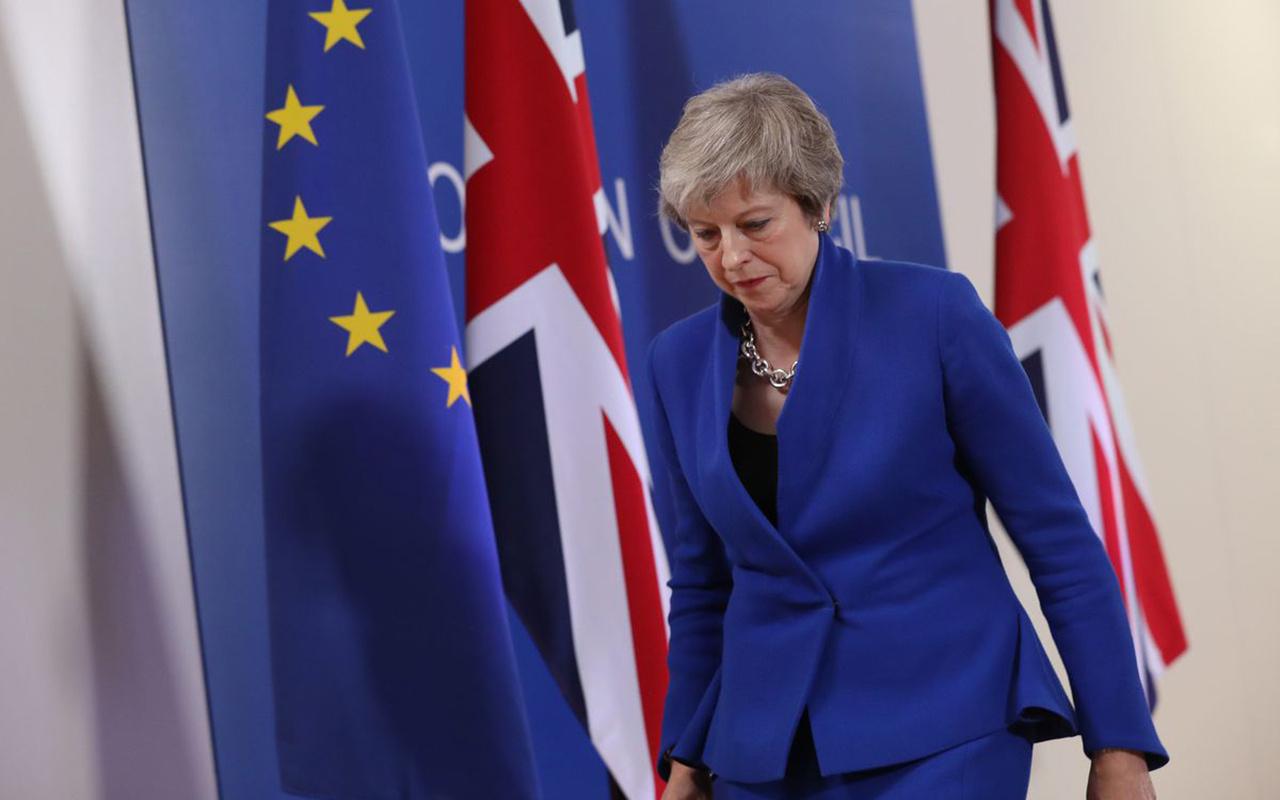 May'den kritik açıklama: Brexit için AB'ye yeni teklif!