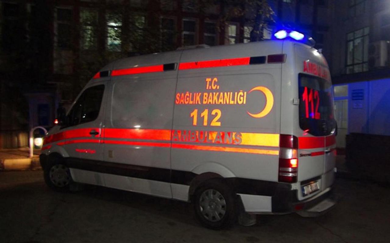 Balıkesir'de zincirleme trafik kazası: 8 yaralı