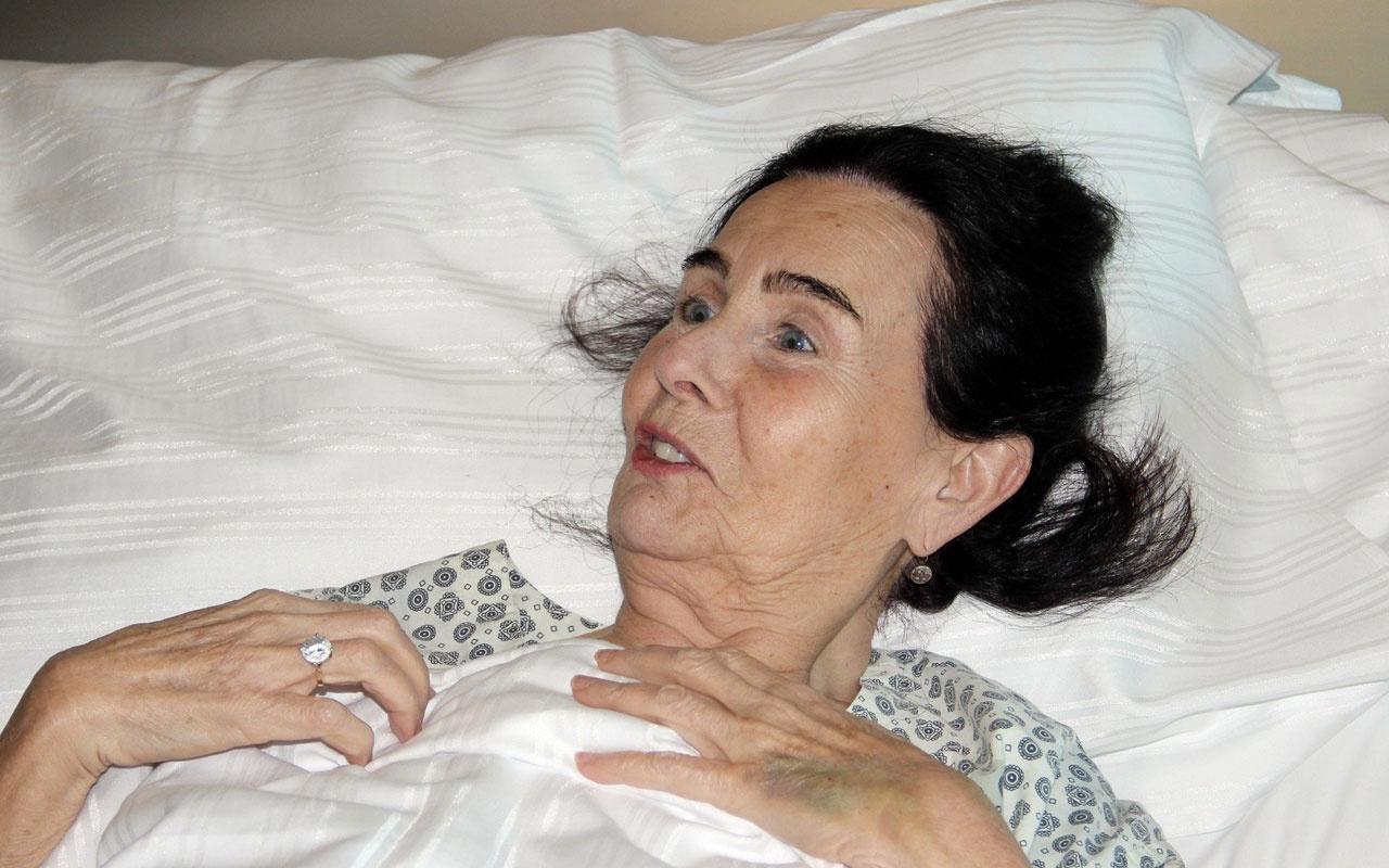 Fatma Girik kaç yaşında hiç evlendi mi çocuğu var mı?