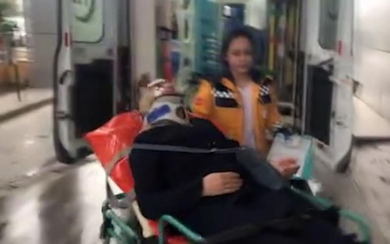 Kocaeli'de 3 araç birbirine girdi: 1'i çocuk 3 yaralı