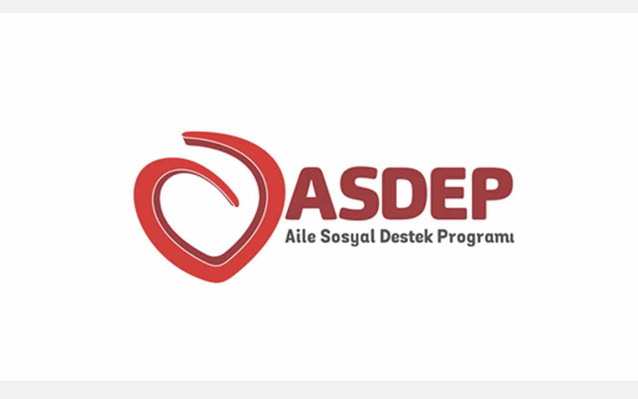 ASDEP alımları nedir 2019 ASDEP başvurusu yapma ekranı