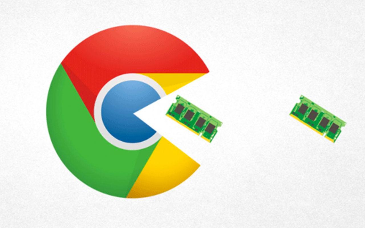 Google Chrome'dan kullanıcılarına RAM müjdesi