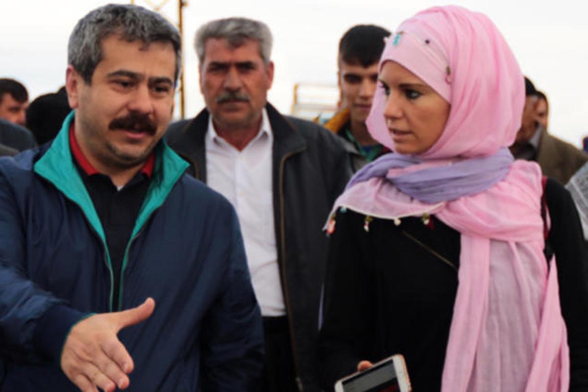 Mehmet Fatih Bucak ve eşi Burcu Çetinkaya kimdir?