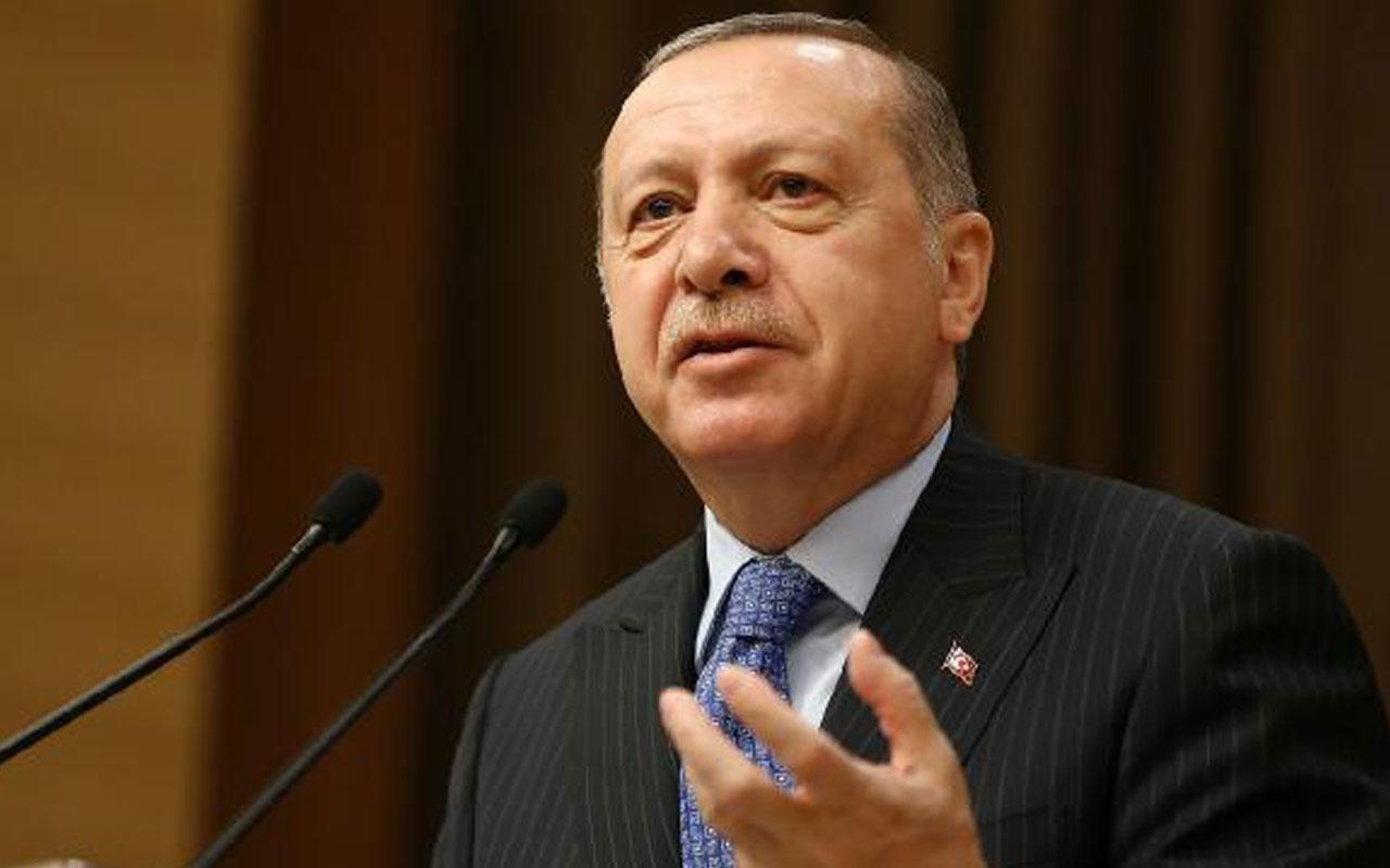 Erdoğan: Türkiye sorumluluğu devralmaya hazır
