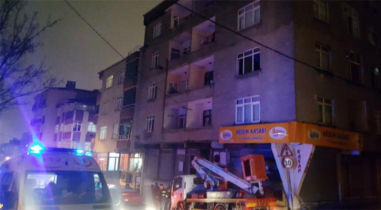 Elektrik panosu yandı, 15'i çocuk 21 kişi hastanelik oldu