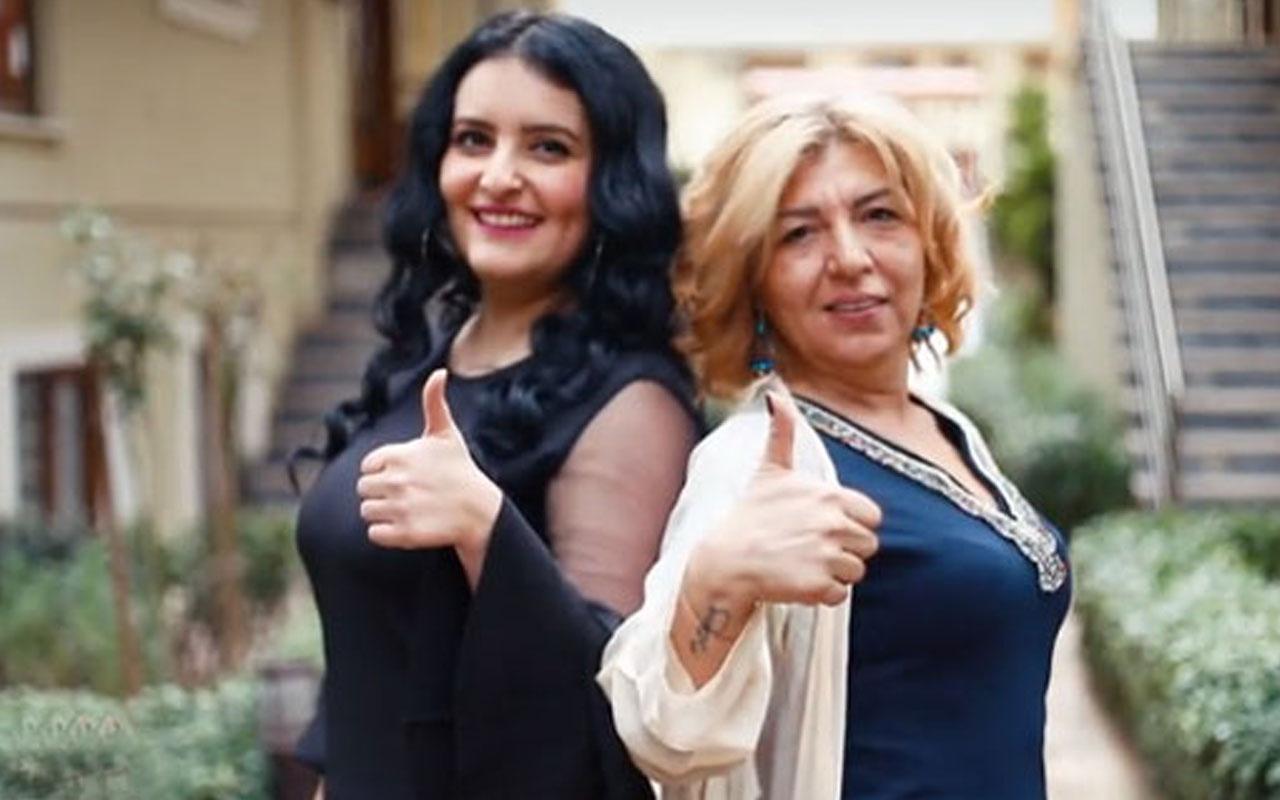 Zuhal Topal'la Sofrada sivri dilli kaynana Fatma'ya bakın gelin Melis kimdir