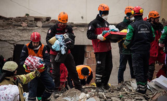 Valilik, Kartal'da çöken binada ölen ve yaralananların kimliklerini açıkladı